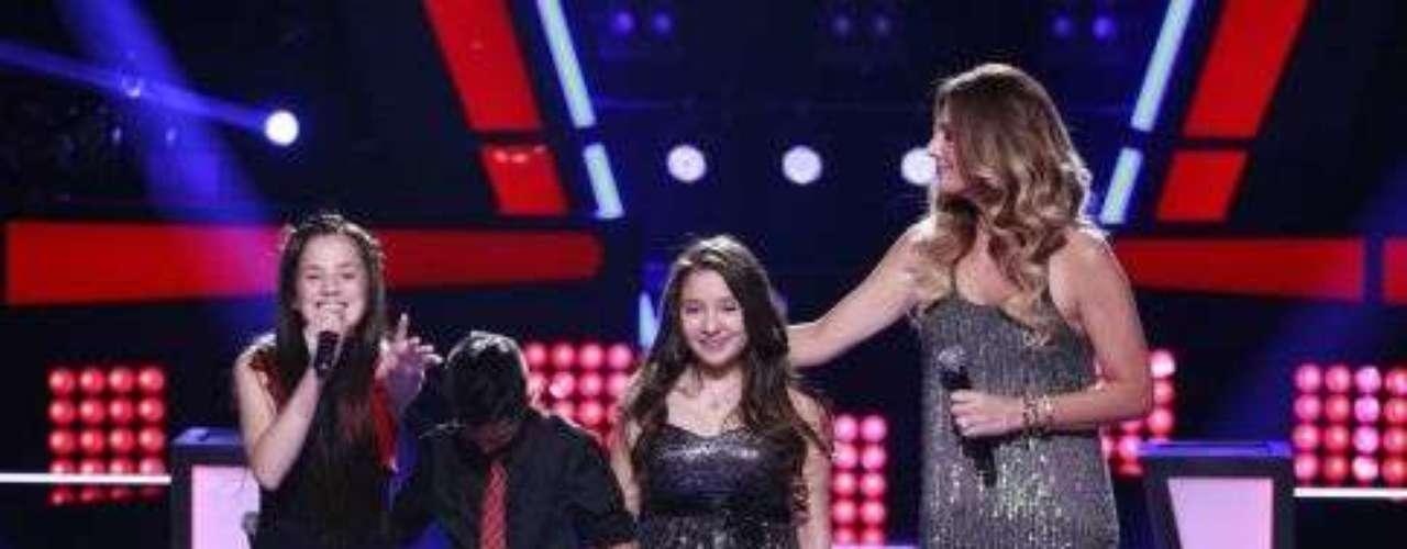 Al final Paulina dio la enhorabuena a su equipo pero eligió a Kim como la ganadora de la batalla.