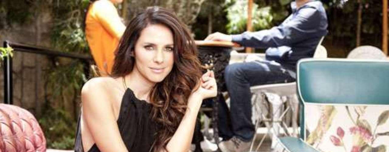 La ex reina de belleza colombiana Paola Turbay es la figura favorita con la que Andrés ha trabajado.