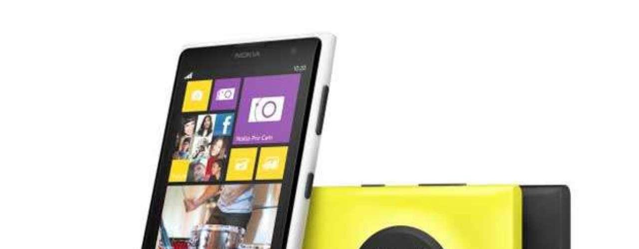 El Lumia 2010 cuenta con una pantalla de 4,5 pulgadas y se presentará en los colores amarillo, negro y blanco