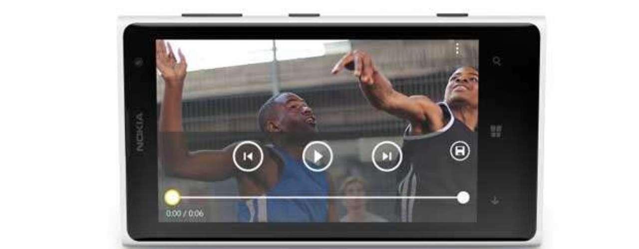 El dispositivo puede grabar video a 30 cuadros por segundo