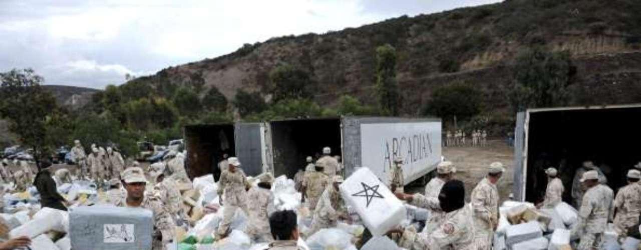 Según informes del Departamento de Justicia estadounidense, la Federación de Sinaloa cuenta con una extensa red de distribución en ese país, que abarca al menos 50 ciudades.