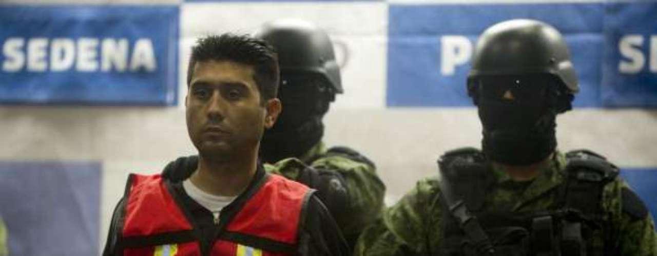Líderes capturados o muertos: Oscar Nava Valencia, \