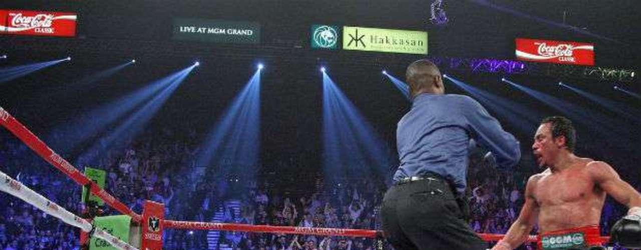 El mexicano Juan Manuel Márquez es uno de los peleadores en peso Welter que tienen mayor potencia. Aún está fresco el nocaut violento que le propinó a Manny Pacquiao el pasado 8 de diciembre de 2012 en Las Vegas.