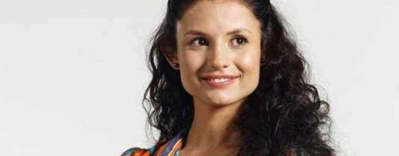 Magnolia Echeverry, la novia de René Higuita (Interpretada por Tatiana Arango).