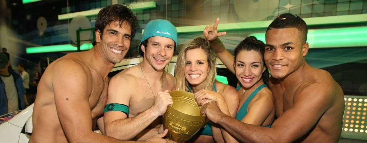 En un emocionante final, el equipo Verde se coronó campeón en la tercera temporada de Combate y todos sus integrantes se hicieron acreedores de un auto 0 kilómetros.