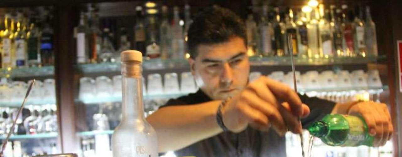 Bar Capitán Meléndez (Miraflores).