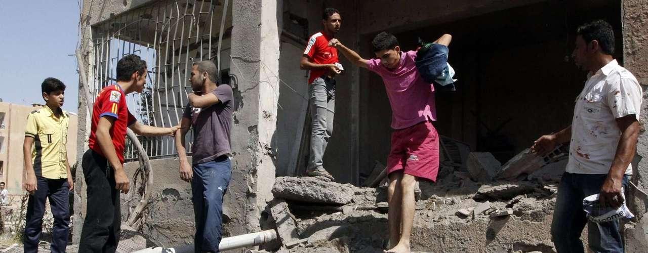 Después de conocerse el ataque ocurrido en Siria, la nación norteamericana liderada por el presidente Barack Obama encendió sus alertas y ha reiterado que los culpables tendrán que pagar por lo ocurrido.