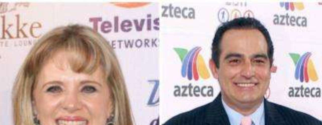 Erika Buenfil y Omar Fierro fueron la pareja de moda en México en 1988 gracias a la popularidad de sus personajes de 'Ana' y 'Ángel' en 'Amor en Silencio'. El idilio traspasó los foros por más de 2 años.