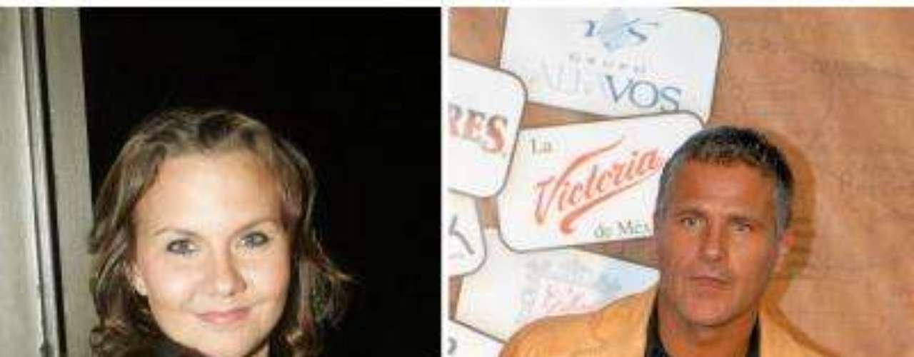 En 1997 y a sus 18 años Michelle Vieth consiguió su primer protagónico en 'Mi Pequeña Traviesa', donde el productor Pedro Damián la 'empató' -en la trama- con Héctor Soberón. Aunque por meses lo negaron a capa y espada, se supo que vivían un noviazgo que terminó en una romántica boda en un barco en el paradisiaco Puerto Vallarta en México en abril de 2002. Al año siguiente Michelle y Héctor se separaron por una supuesta infidelidad. La pareja terminó odiándose, pues un video porno de Michelle salió a la luz y muchos apuntaron -sin haberse confirmado- que fue Héctor, quien, en venganza, lo distribuyó.