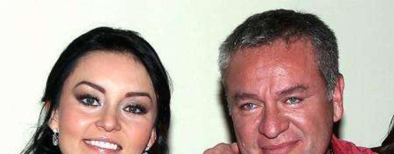 Angelique Boyer, la guapa actriz de 23 años, se enamoró de su productor, \