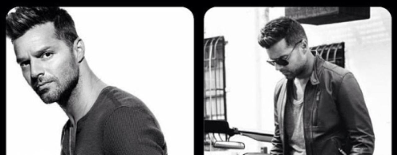 27 de Agosto - Ricky Martin se siente orgulloso de la revista GQ Australia en donde posó y nos compartió estas fotos. ¡Sexy!