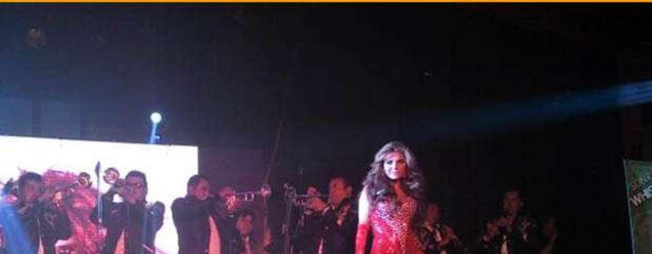 Agosto 28, 2013:A ritmo de banda y con los deseos de reconquistar el corazón de su público, la actriz Aleida Núñez regresó a la industria discográfica con su primer sencillo titulado \