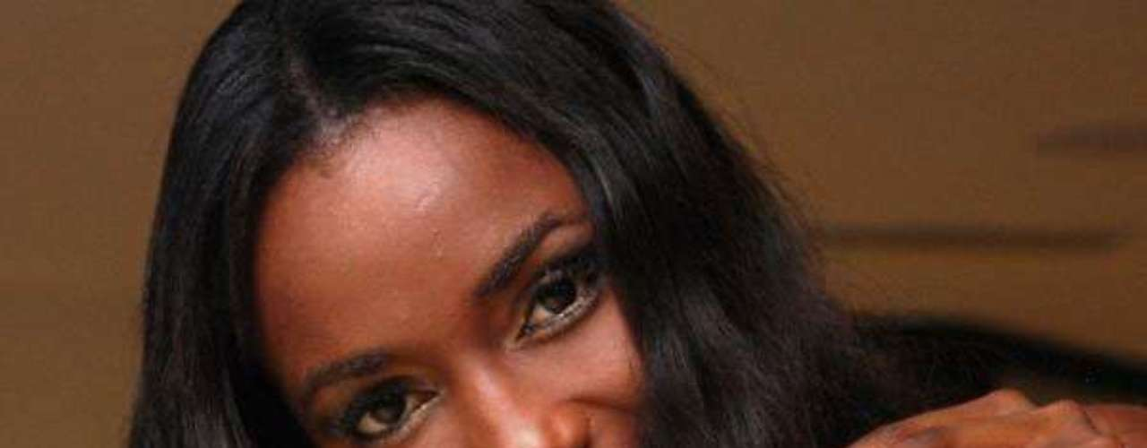 Miss Guinea - Mariama Diallo. Tiene 22 años de edad, mide 1.70 metros de estatura y reside en Conakry.