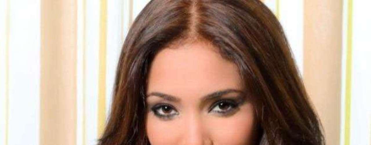 Miss Puerto Rico - Nadyalee Torres López. Tiene 24 años de edad, mide 1.75 metros de estatura y reside en Aguas Buenas