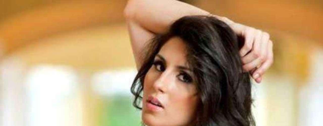 Miss República Dominicana - Joely Marie Bernat Hernández. Tiene 24 años de edad, mide 1.78 metros de estatura. Reside en Bronx