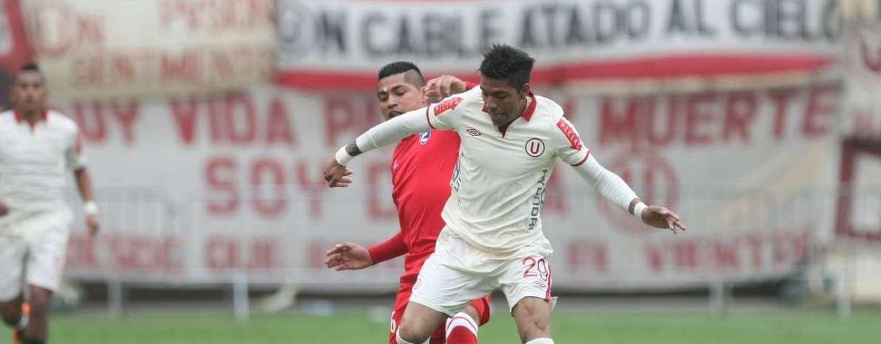 Universitario de Deportes solo pudo conseguir un punto (1-1) en casa ante Cienciano en el Estadio Monumental. El próximo rival será UTC en Cajamarca luego de los partidos de la selección peruana en Eliminatorias.