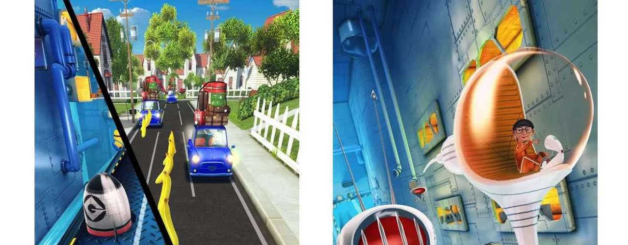 9 - Despicable Me - desarrollado por Gameloft