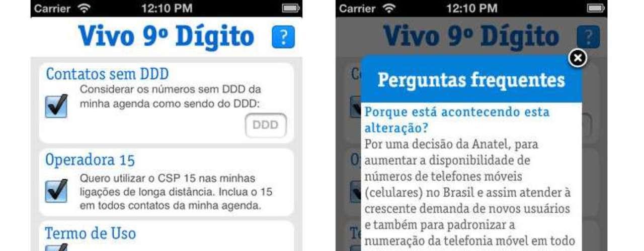3 - Vivo 9º Dígito - desarrollado por Vivo