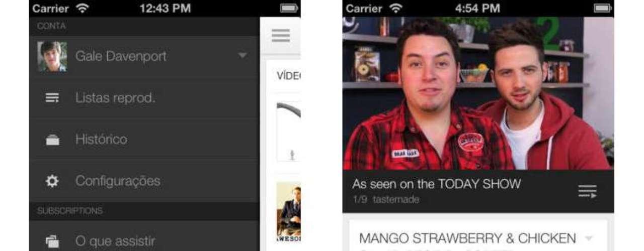 7 - YouTube - desarrollado por Google