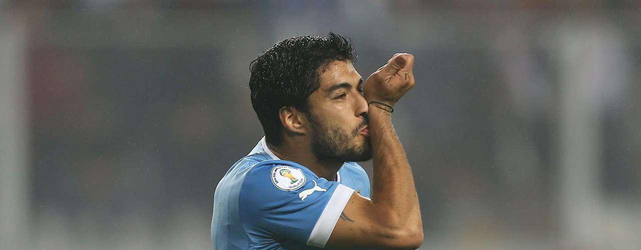 Luis Suarez (Uruguay): His tumultous offseason and Premier League suspension seemed to have affected the striker little as he scored a brace to lead Uruguay to a 2-1 win over Peru to keep their World Cup hopes alive.