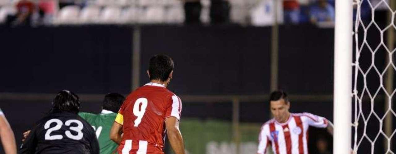 Jonathan Fabbro abrió el marcador, en el triunfo de Paraguay 4-0 sobre Bolivia.