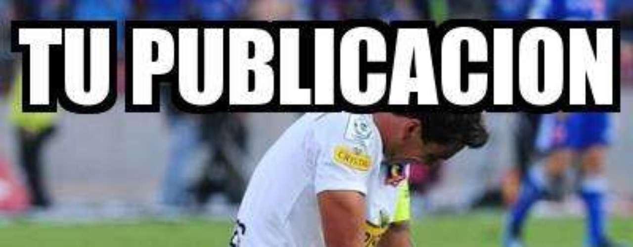 El mal momento albo ha generado que los hinchas rivales festinen a través de Internet con la caída del equipo ante San Luis, en un partido en el que ganaban por 3-2 y acabaron perdiendo en los descuentos por 4-3. Felipe Flores también fue blanco de las críticas.