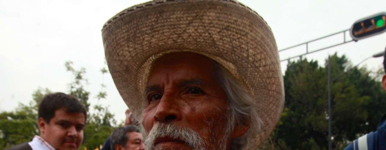 López Obrador expresó su respeto y solidaridad a los maestros.