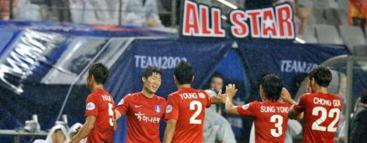 COREA DEL SUR: Terminó segundo en el Grupo A de las Eliminatorias Asiáticas