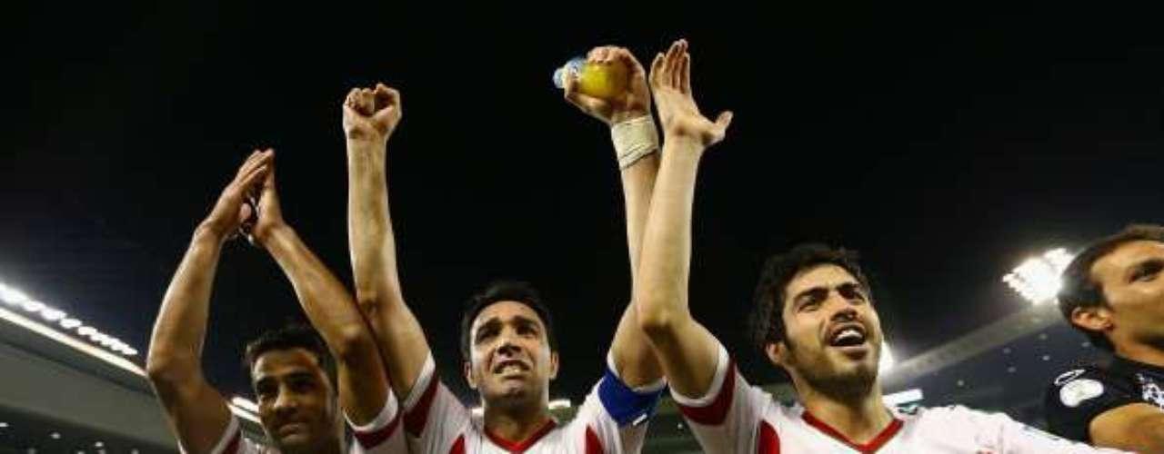 IRÁN: Terminó primero en el Grupo A de las Eliminatorias Asiáticas