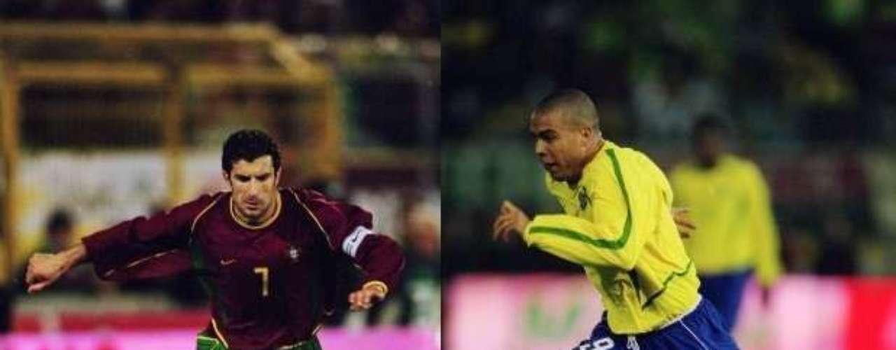 Un año antes se encontraron en Lisboa, en un empate 1-1 entre Portugal y Brasil.