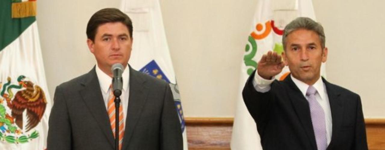 Jorge Domene Actual Jefe de la Oficina Ejecutiva del Gobernador, conciliador,con buenas relaciones con los medios de comunicación y empresarios es uno de los prospectos del gobernador Medina.