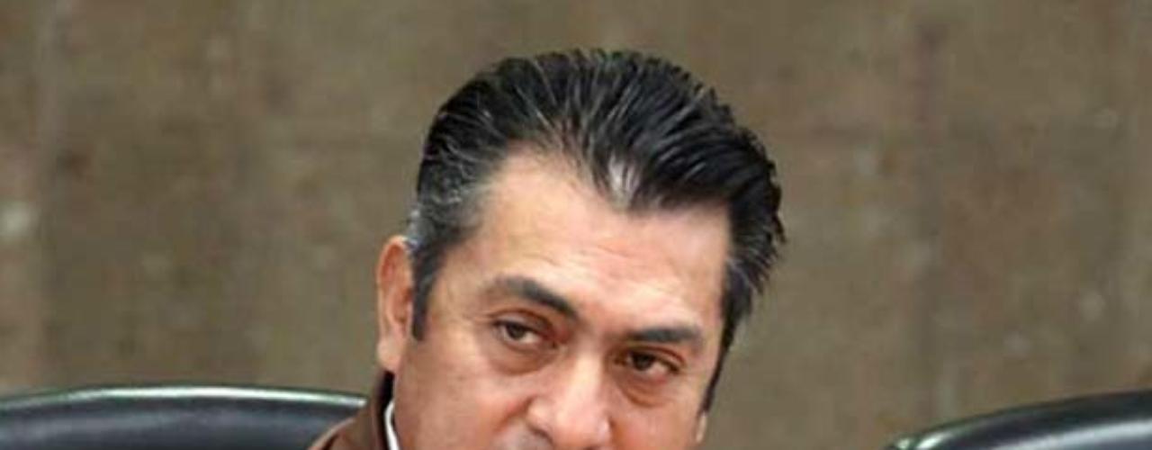 Jaime Rodríguez El ex alcalde de García ya empezó su campaña para los comicios de este 2015. El \
