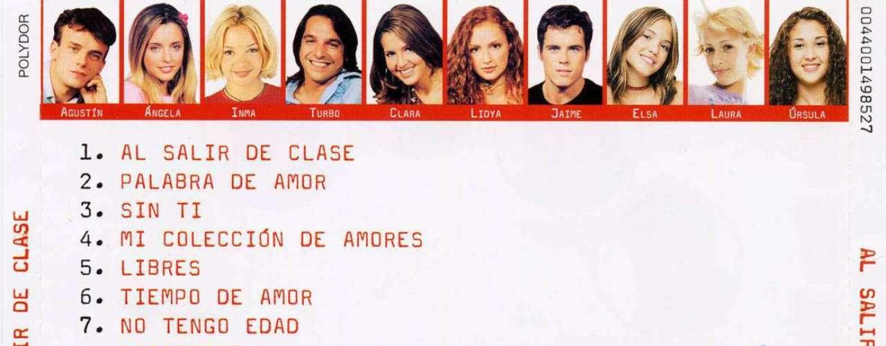 En la banda sonora de la serie se incluían temas cantados por algunos de sus actores.