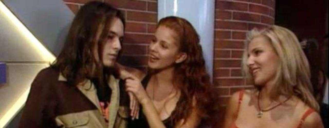 Marián Aguilera era la pelirroja de la serie. Ha seguido haciendo televisión y sobre todo cine. En los últimos años tuvo un papel protagonista en 'Los hombres de Paco' y en 'Homicidios', en 2011.