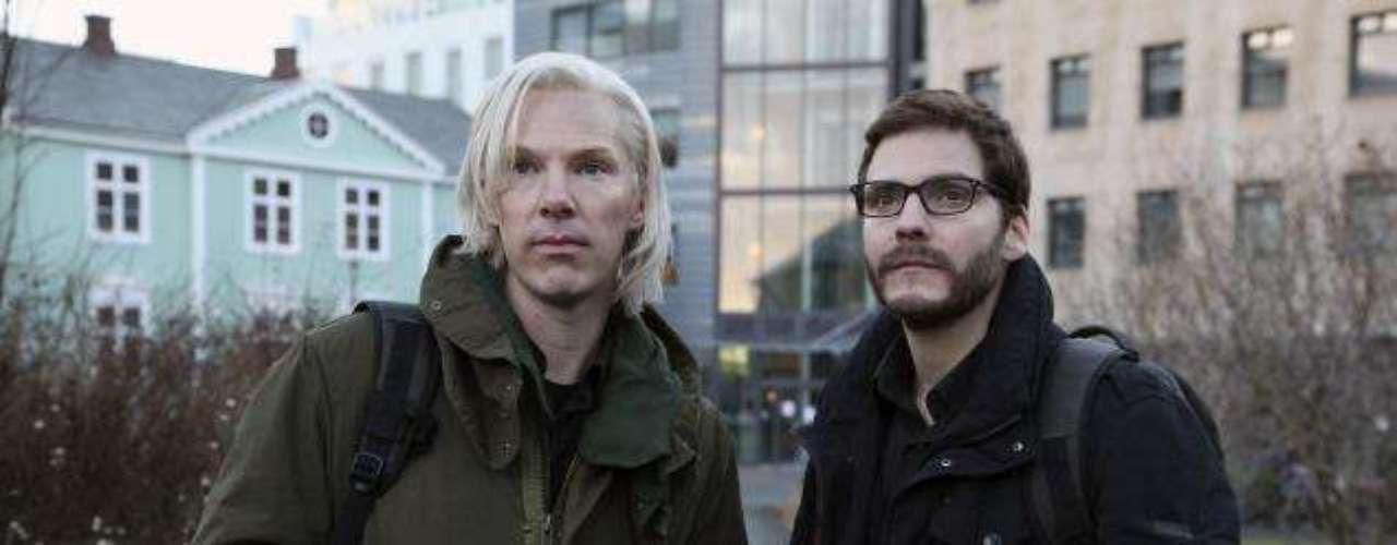 'El quinto poder'. Benedict Cumberbatch no deja de encadenar proyectos últimamente. En esta ocasión interpreta aJulian Assange, fundador de Wikileaks, en una película que recrea la historia de la organización y la filtración de los papeles de la CIA