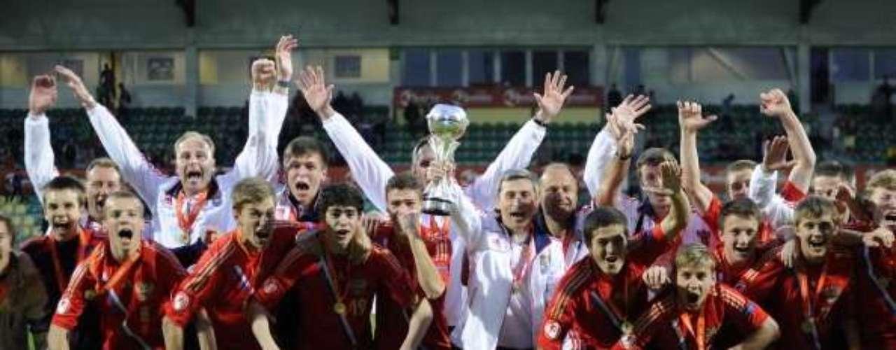 Rusia, aún bajo el bloque Soviético, ganó en 1987 el Mundial de la categoría.