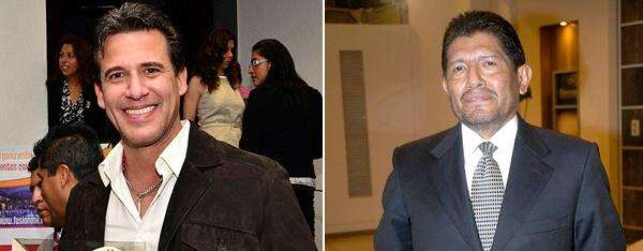 La pelea entre el actor y el productor se dio luego que Aravena peleara con Fernando Colunga, en plena grabación de la telenovela \