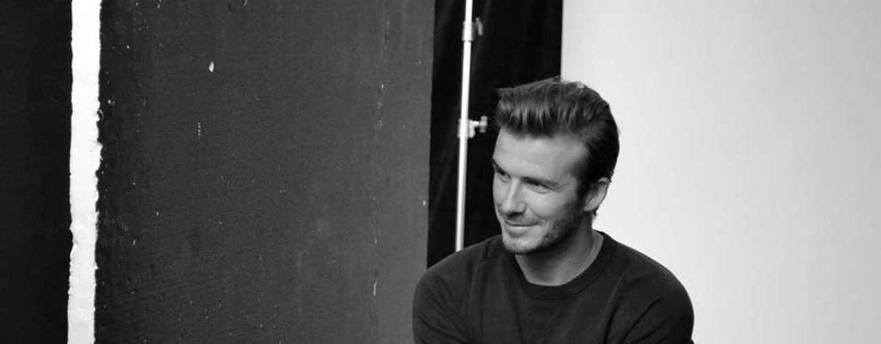 3 de Octubre - David Beckham nos regaló estas fotos que serán publicadas en su libro autobiográfico. ¿Cómo lo ven?
