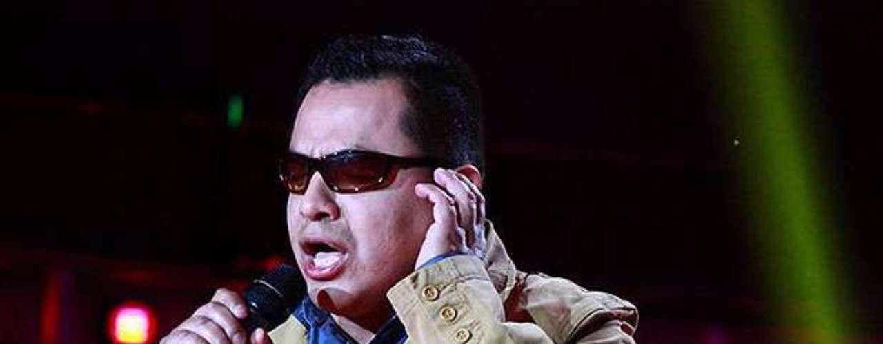 Christian Berrospid demostró que no hay dificultad que lo detenga para lograr su sueño de cantante. El chalaco fue elegido por Eva Ayllón para pertenecer a su grupo.