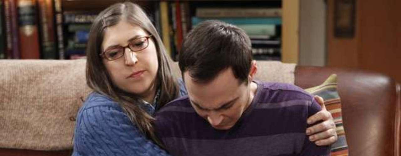 The Big Bang Theory: Sheldon y Amy