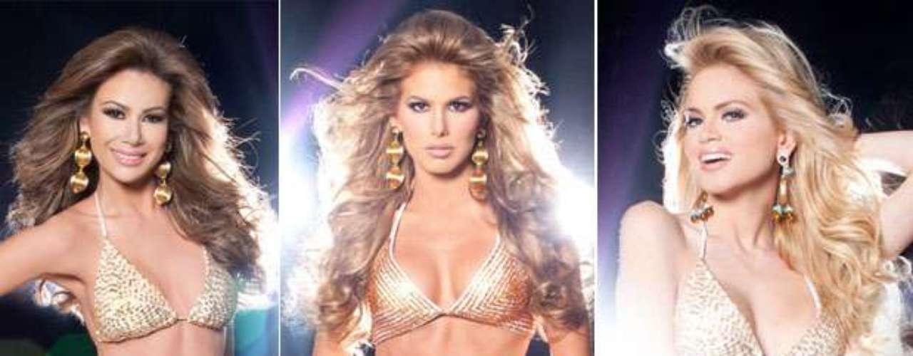 A continuación todas las candidatas a la corona de Miss Venezuela este 2013. ¿Cuál ganará?