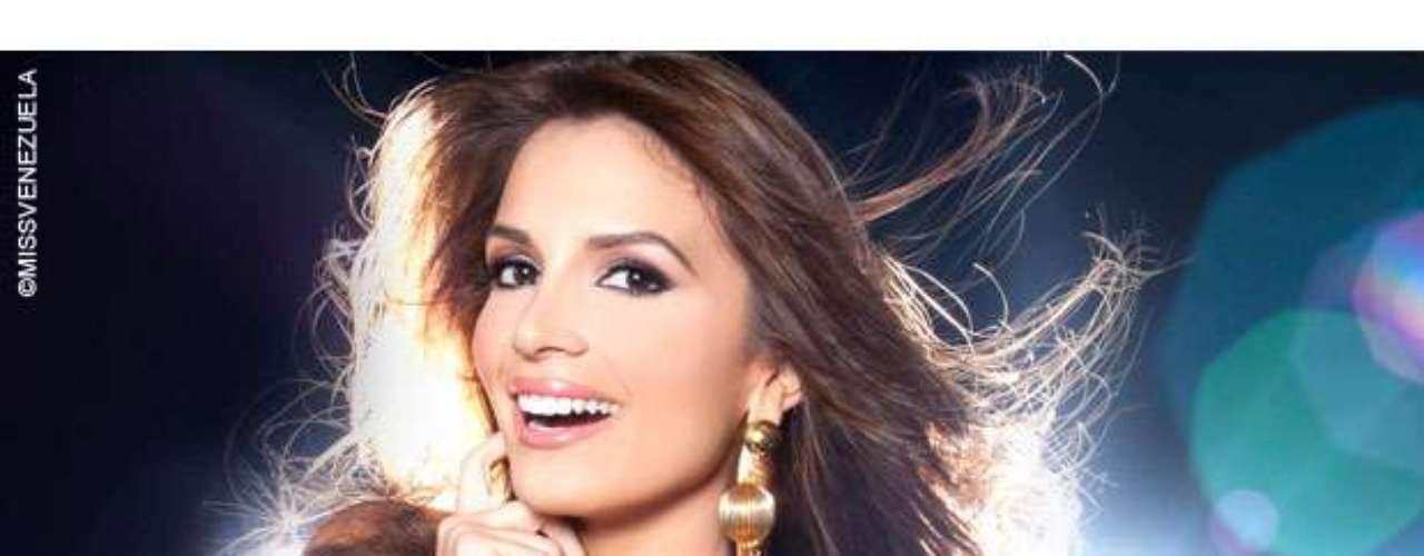 Miss Mérida- Lesly Beatriz Barrera Carrasco. Tiene 24 años de edad y mide 1,79 metros de estatura. Su ciudad natal es Caracas