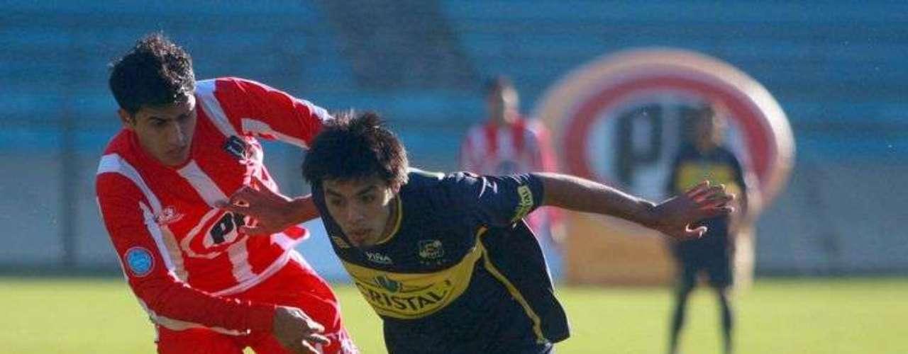 Unión La Calera vs Everton; 16 horas;Bicentenario Lucio Farilña.
