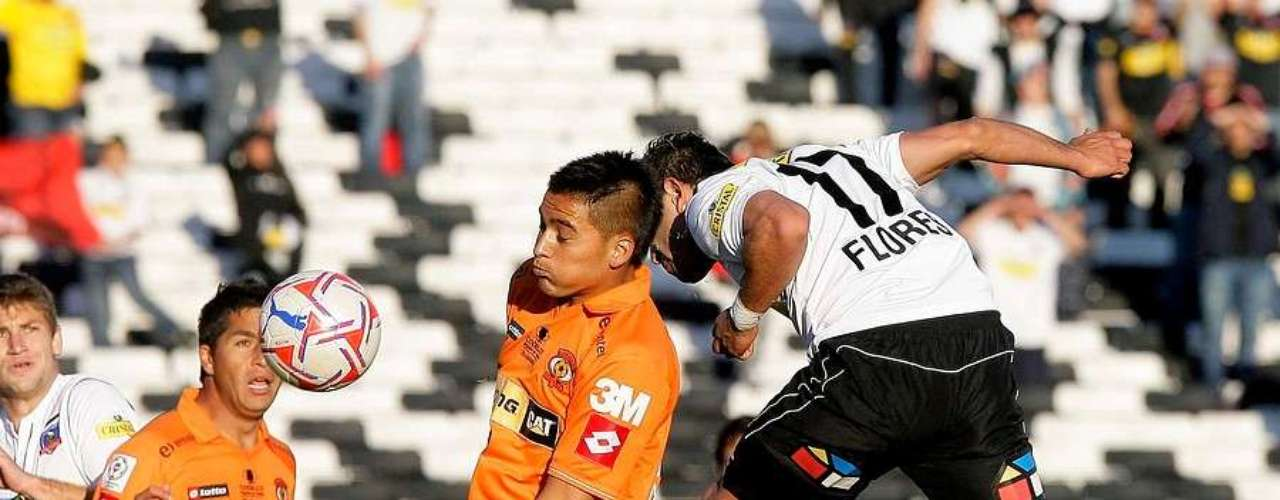 Colo Colo vs Cobreloa, 18:30 horas; Monumental.