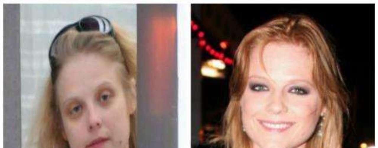 Layevska es una actriz que, como figura pública, jamás debería salir sin arreglarse por lo menos un poco. No decimos que es fea, pero es que su tez -por lo blanca que es- se ve muy desmejorada si no se arregla y hasta parece enferma. Anita... apúntale al maquillaje.