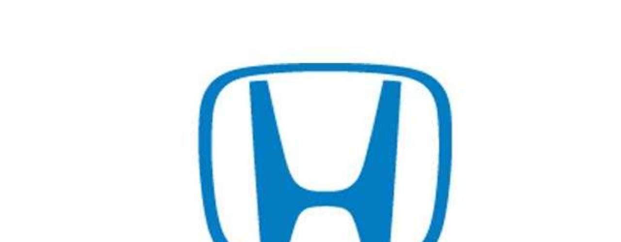 Honda. El logo de la marca nipona trata de representar sus características principales al usar la tipografía helvética (clara, precisa y fuerte) y de acentuado estilo moderno, lo que intenta plasmar el alto nivel tecnológico ostensible en sus modelos.