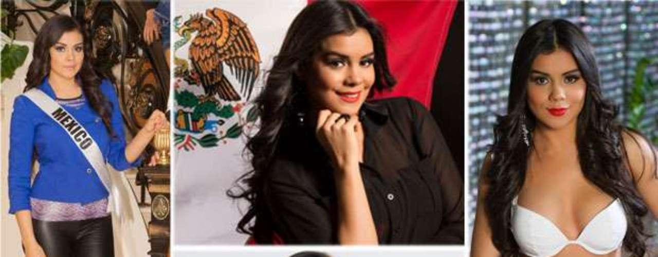 Una perfecta exponente de la belleza latina es Miss México, Cynthia Lizeth Duque Garza. Tiene 20 años de edad y reside en Monterrey