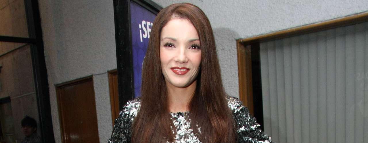 Entre sus participaciones en la pantalla chica resaltan 'Buscando el Paraíso', 'Prisionera de Amor' y 'Agujetas de Color de Rosa'.