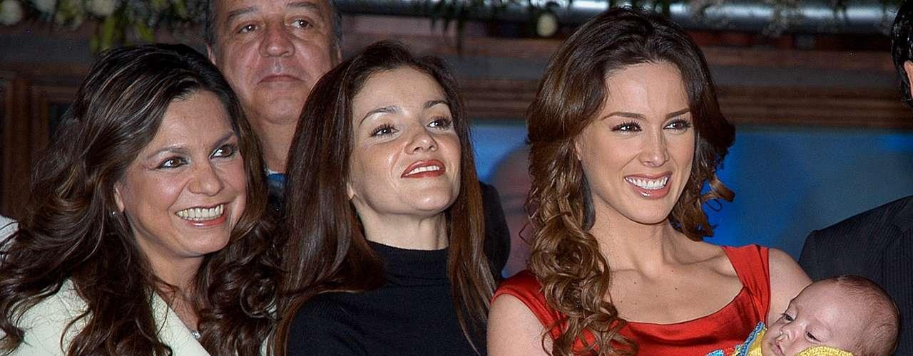 También destacó en el elenco de 'Acapulco, Cuerpo y Alma', 'La Mentira', 'Alma Rebelde', 'La Intrusa' y '¡Vivan los Niños!'.