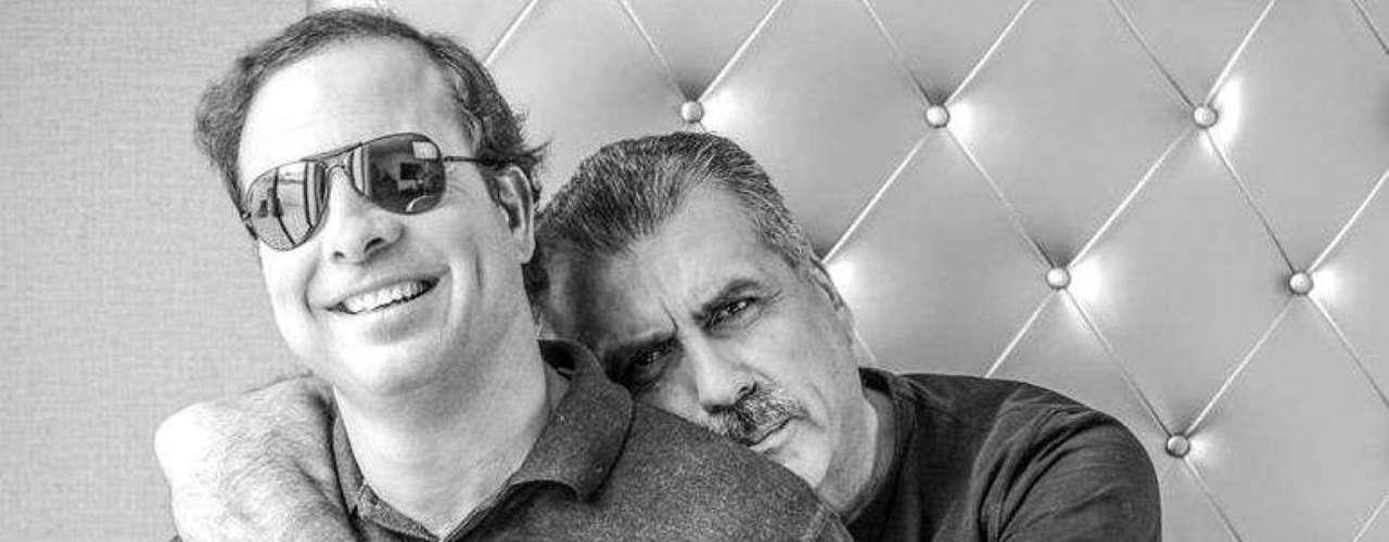 Nicolás Lúcar y Aldo Mariátegui